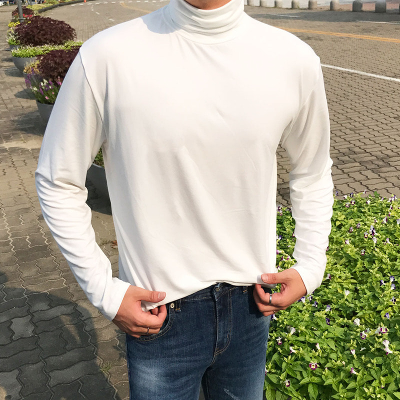 GAR Pola Neck T-Shirts_T857 ( 4 Colors )