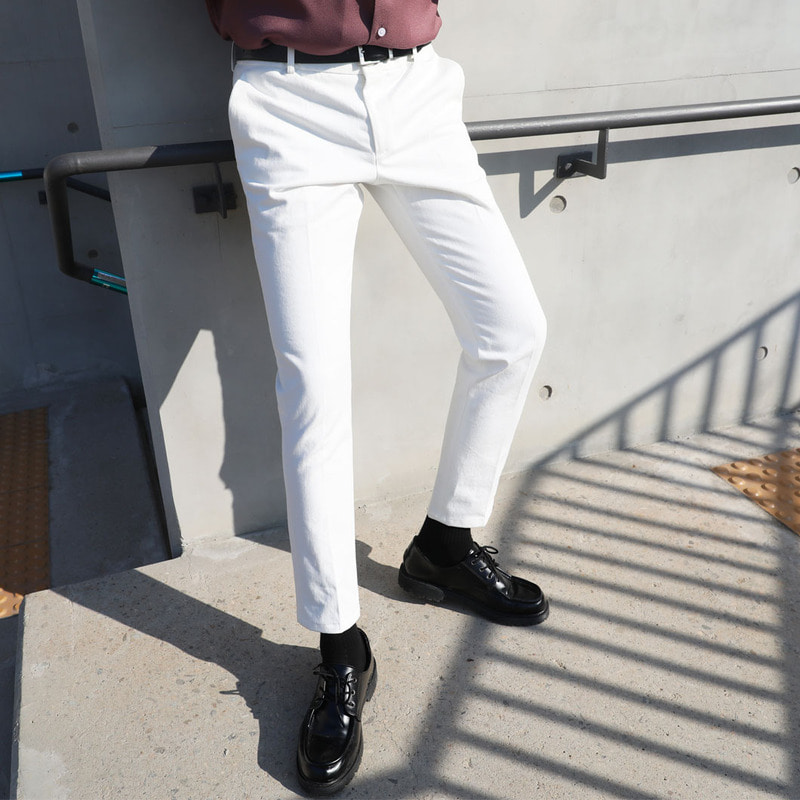 FO Bending Chino Pants_B498 (4Color)
