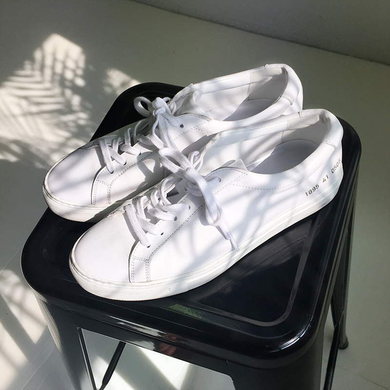 Common Low Sneakers_S039