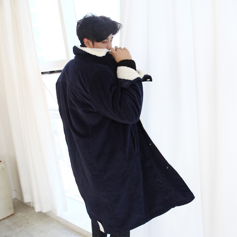 Corduroy DEAR Mustang Coat_O235 ( 2 colors )