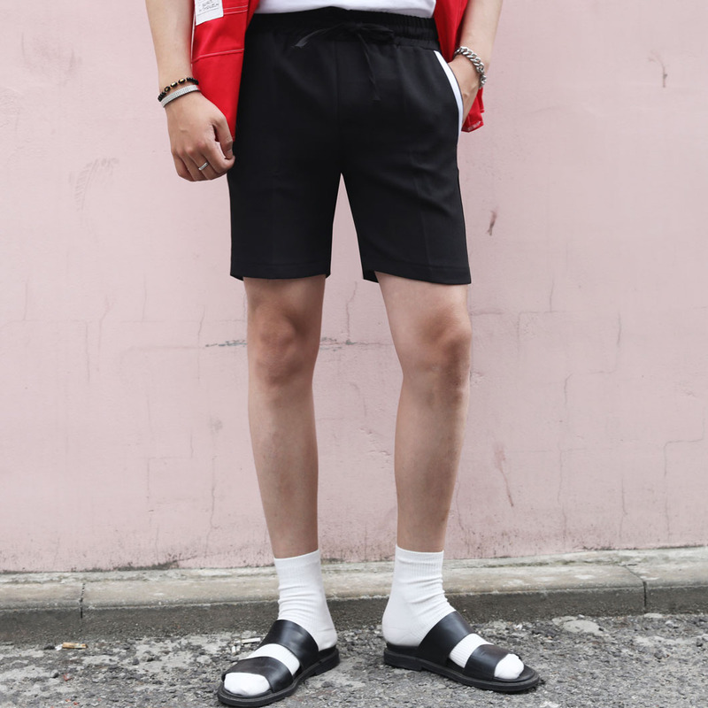 CM Pocket Line Short Pants_B349 ( 2 Colors )