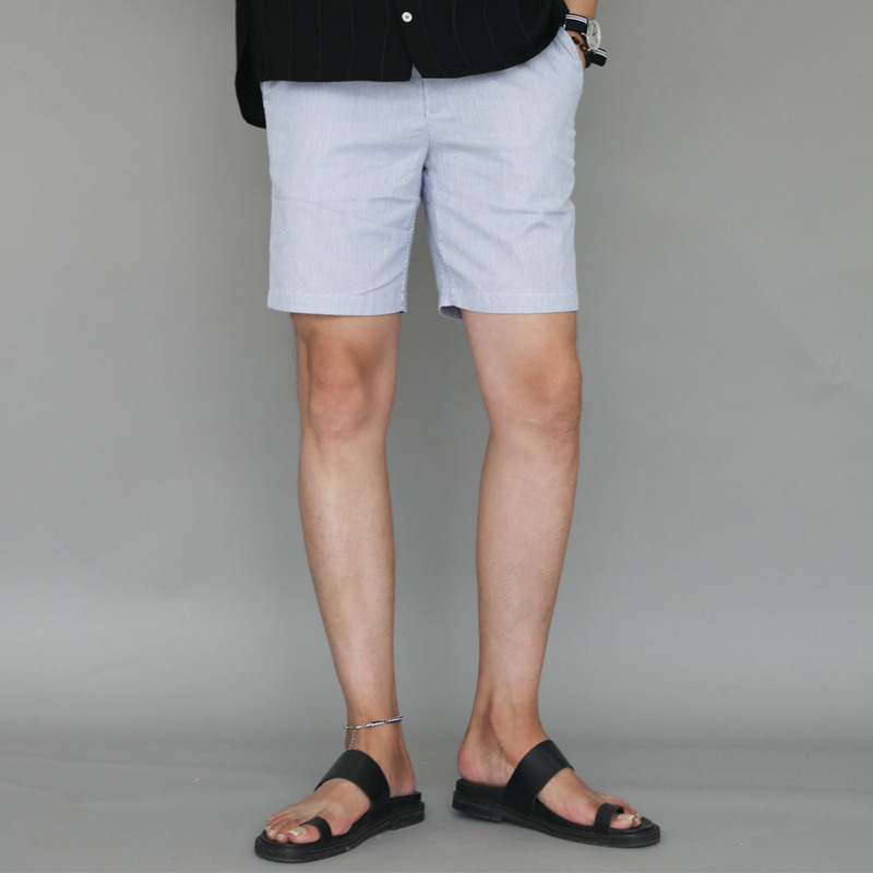 ER Seersucker Short Pants_B360 ( 2 Colors )