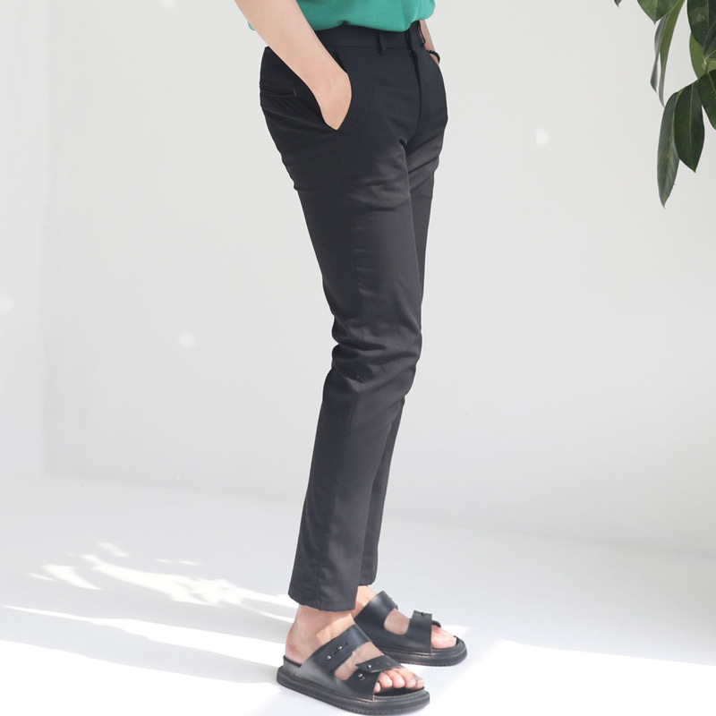 PB Basic Slim Slakcs_B375 ( 4 Colors )