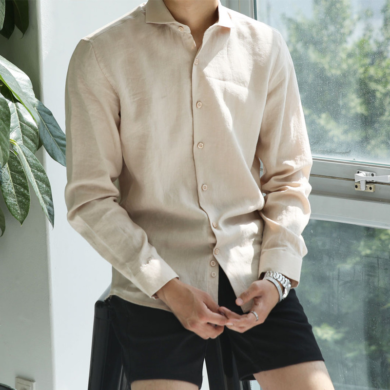 EVR Wide Linen Shirts_T705 ( 3 Colors )