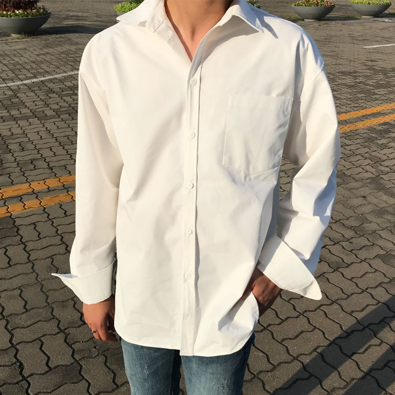 DN Over Loose Shirts_T866 ( 3 Colors )