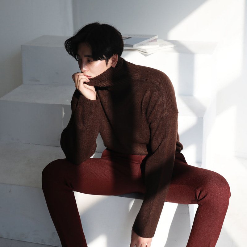 W&W Toms Turtle Neck Knit_T997 ( 5 Colors )