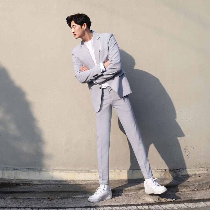 MX Cocktail Suit_SU222 (GRAY)