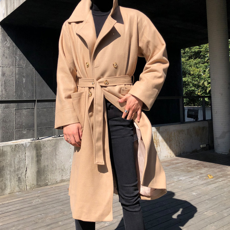 MN Range Robe Long coat_O709
