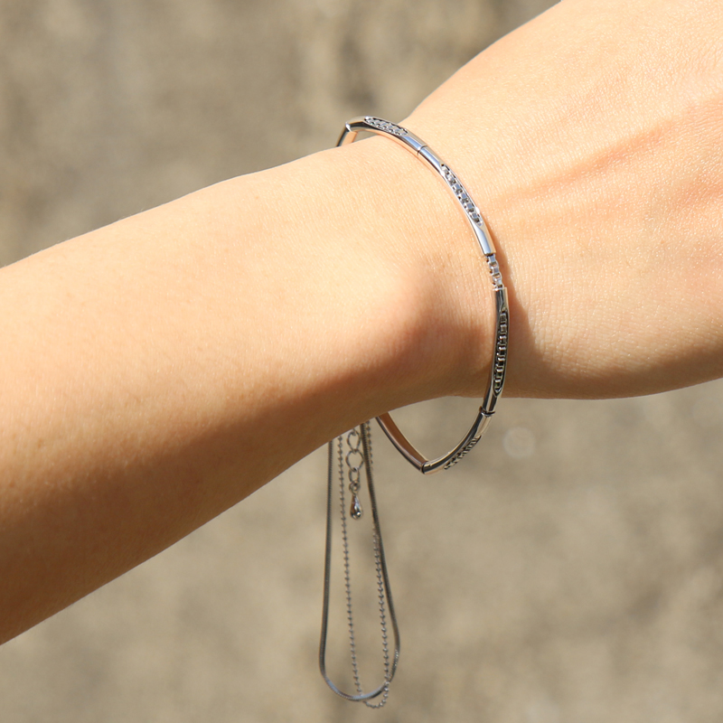 LAYERED CHAIN BRACELET_A019