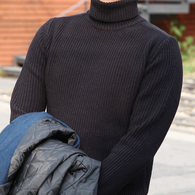 AST Turtle Neck Knit Wear_T351 ( 3 colors )
