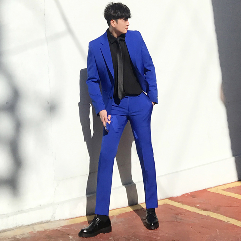 Reflection FL Verona Classic Suit_SU073 (BLUE)