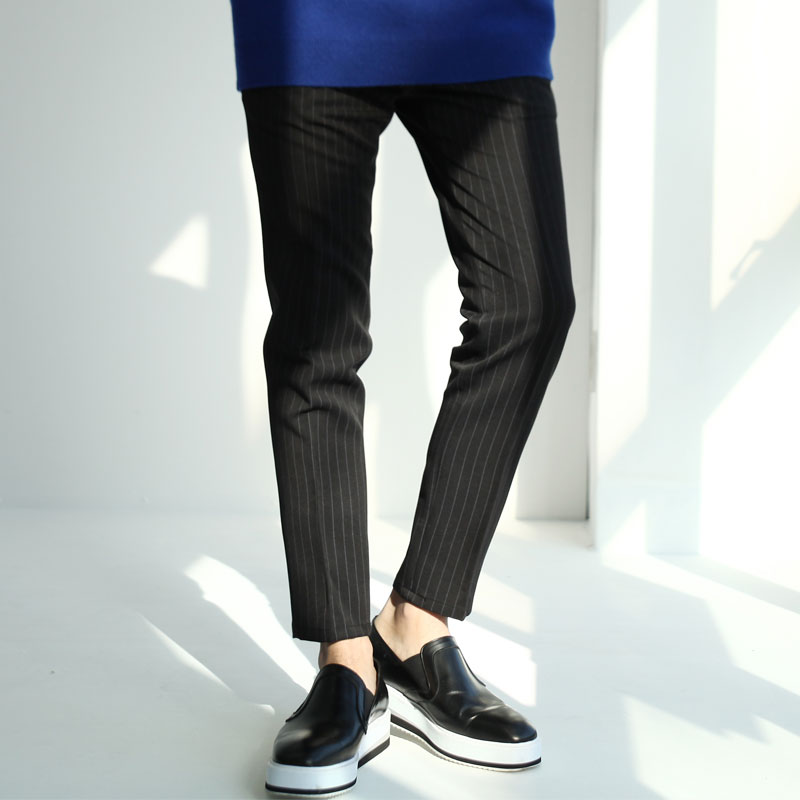 Made OVER Acne Slacks_B219 ( 2 Colors )