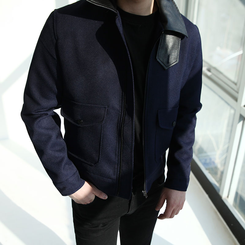 Bomber FL Short Flight Jacket_O289 ( 2 colors )